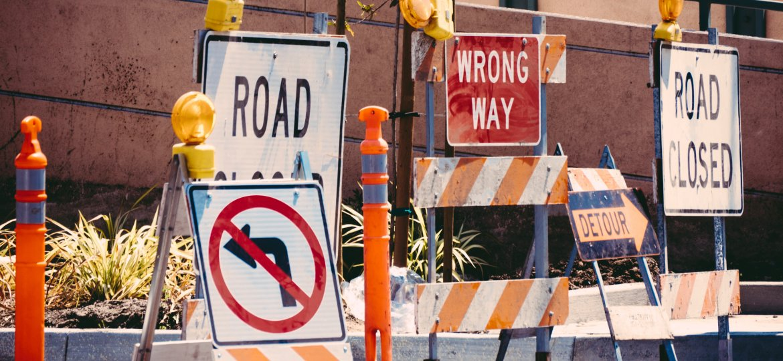 Corporate event planning roadblocks